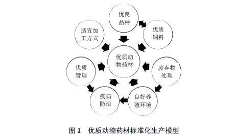 动物药材生产及产地加工技术标准体系建设与发展现状