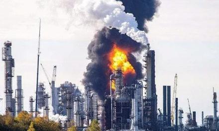 國內外歷史上10月發生的危化品事故