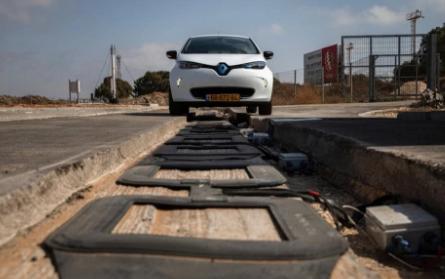 ?以色列初创企业Electreon推无线充电道路,可为行驶中的车辆充电
