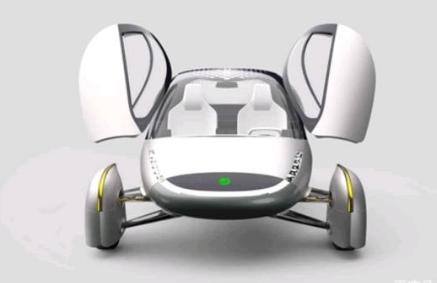?Aptera Motors發布太陽能電動汽車新技術,曬一天可供64公里電能動力