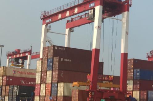 ?中國移動攜手青島港、華為完成首個基于5G SA專網的智慧港口