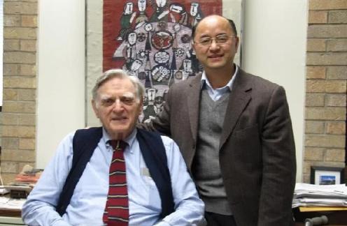 ?諾貝爾化學獎得主古德納夫:再工作5年,到102歲時退休