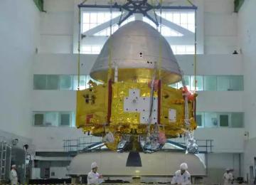 我国火星探测器测试照片公布,或将于2020年发射