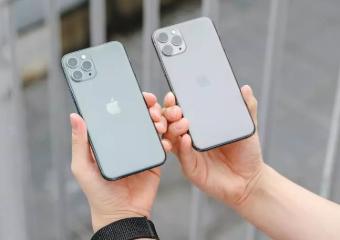 """用戶反映iPhone 11 Pro系列手機出現""""聯通卡信號""""問題,對此蘋果暫未回復"""
