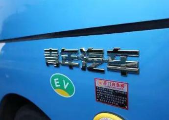 220亿新能源汽车补助资金公布:青年汽车获补贴11813.66万元