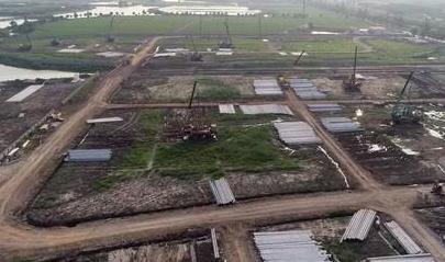 华为上海金泽镇研发中心全面施工,总投资20亿元
