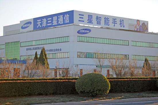 三星在天津大力加码了高新产业领域的投资