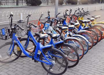 共享单车热潮减退,公共自行车迎来了好转的趋向