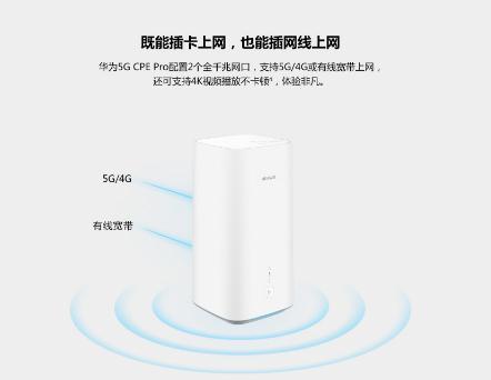 5G CPE是啥?CPE可充当5G网络的智能路由器