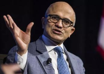 微软CEO纳德拉2019年半季度获得4290万美元薪酬,同比增长66%