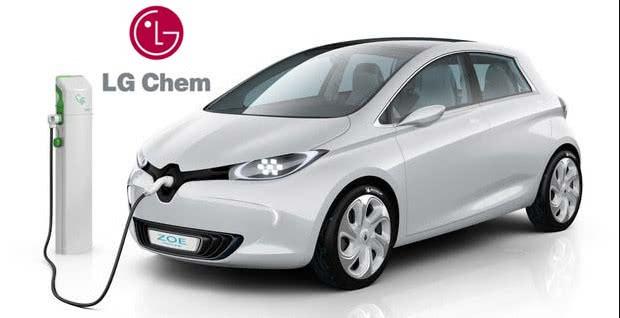 ?LG化学:到2024年电动汽车销量将占所有汽车销量的15%