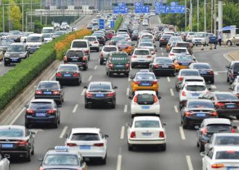 外埠车在京限行管理新政将于11月初起正式实施