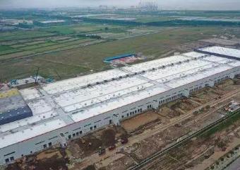 特斯拉上海工厂首批整车规划车型Model 3预计12月份下线