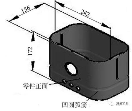 方盒形零件的仿形增量成形方法应用于自动面包片烤炉主壳
