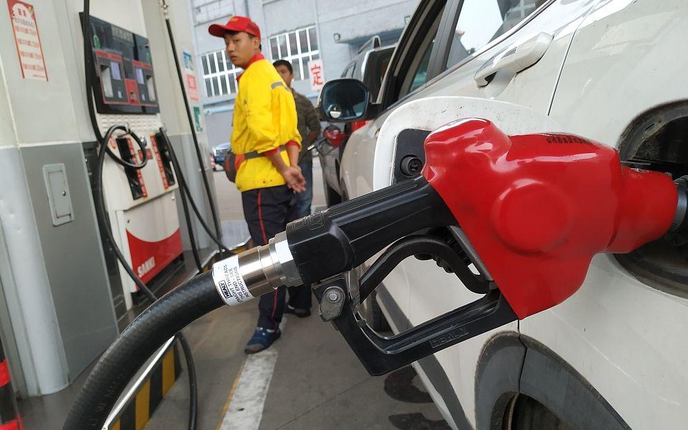 國內成品油價格迎來2019年第七次下調,加滿一箱油將少花6元