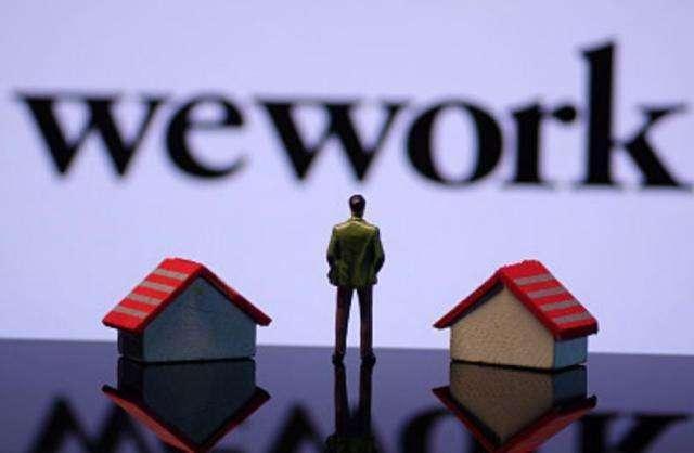 软银拟再投40亿至50亿美元接管WeWork的控制权