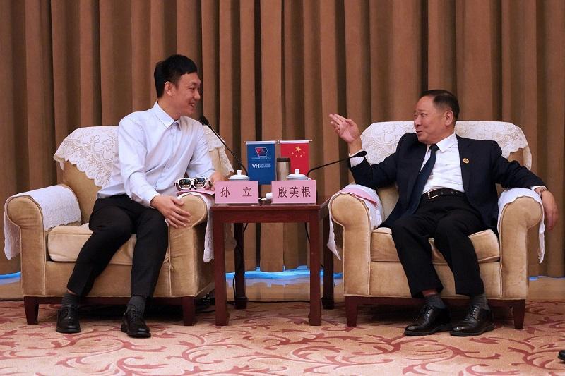 江西省政府与高通、影创科技签约,携手成立联合创新中心
