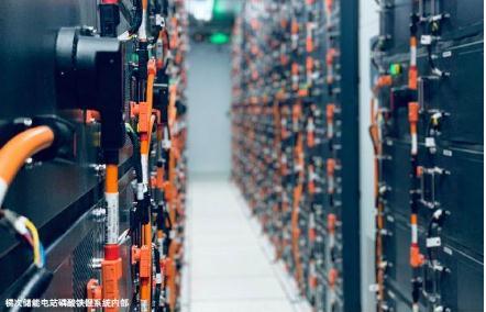 国内首个退役电池整包梯次利用的储能项目