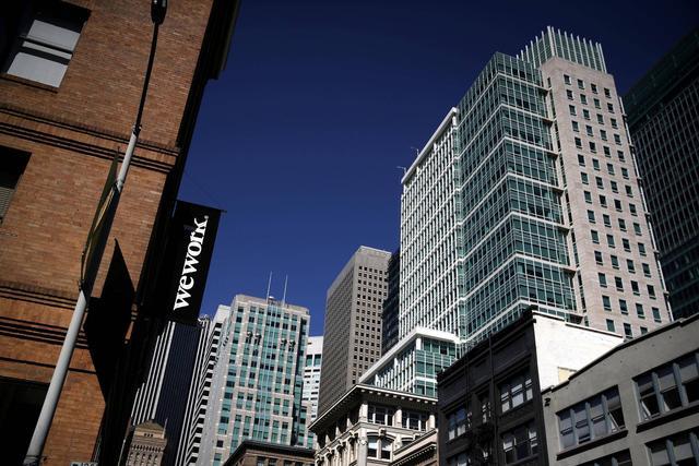 WeWork获软银50亿美元新融资,后者将持有大约80%的股份