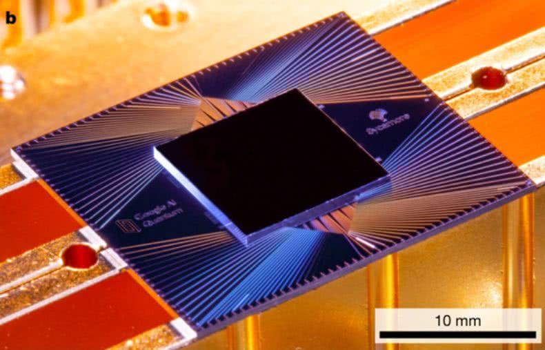 ?谷歌CEO:量子霸权实现意义堪比发明飞机