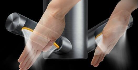 戴森水龙头干手器价格高达1.2万元,为公共场所而设计