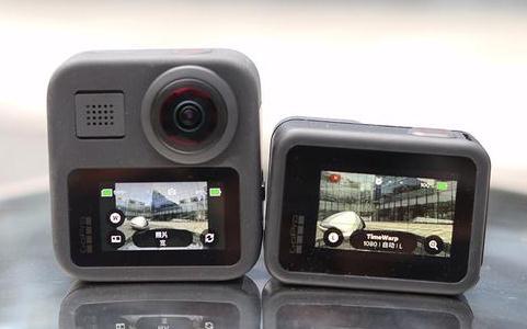 GoPro MAX和GoPro HERO8 Black的区别与优势对比