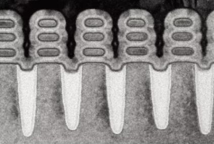 逻辑芯片设计的下一代晶体管全都是纳米片?