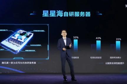 """?腾讯云发布自研服务器""""星星?!?,可支持未来3-5年服务器产品演进"""
