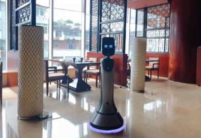 猎户星空智能服务机器人:可能比手机还大的市场