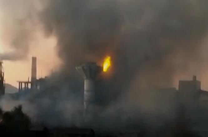 吉林恒联精密铸造科技高炉下降管装置发生爆炸起火,1人死亡2人受伤