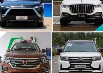 自主品牌中大型SUV推荐【收藏】
