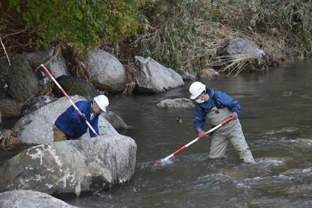 日本福岛县90袋核辐射污染物被洪水冲走,仍有36袋未找到