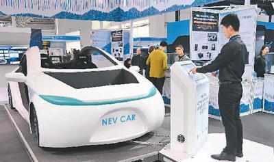 ?德国力推新能源汽车发展,拟2030年前建100万个充电桩