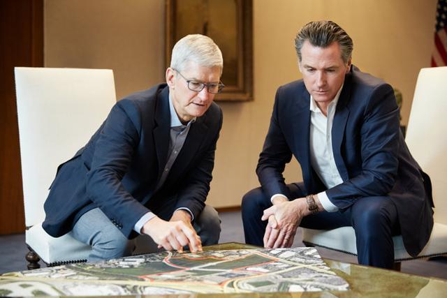苹果将投资25亿美元在加州建造经济适用房,参议员质疑为避税
