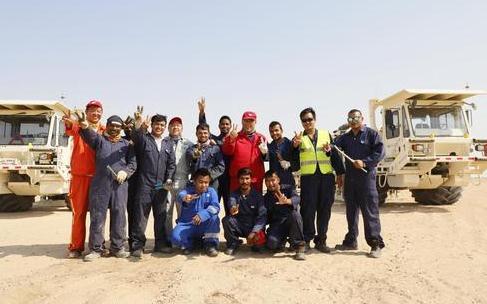 东方物探科威特项目部9931队:让技术、装备与管理占据世界高端