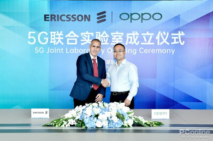 OPPO宣布与爱立信成立5G联合实验室,进一步深化双方在5G领域的合作
