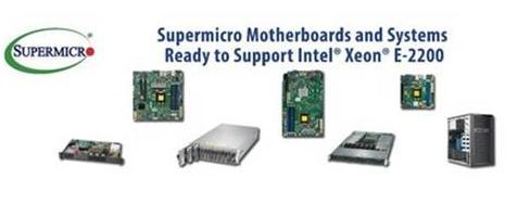 美超微服务器支持NVIDIA EGX平台,在节能系统中快速实现性能提升