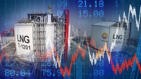 国内液化天然气价格暴涨,同期动力煤价格持续下跌