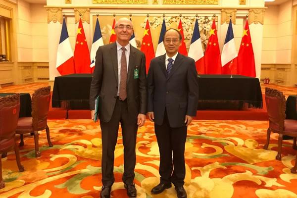 中石化与法国液化空气签署合作,联合打造氢能产业链和氢能经济生态圈