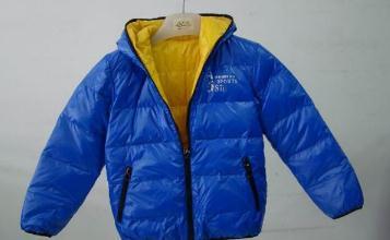 """《羽绒服装》GB/T 14272标准修订:""""含绒量""""修改为""""绒子含量"""""""