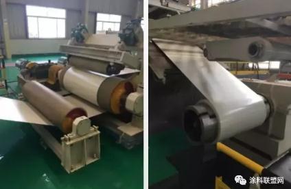 卷材粉末涂装应用现状与技术瓶颈