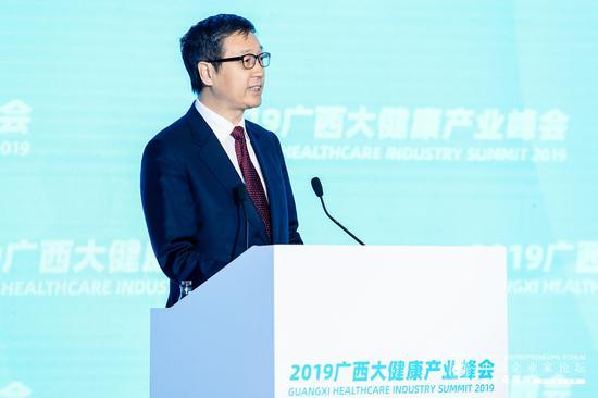 孙达:推进中医药现代化,推动中医药走向世界