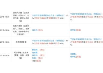 茅台反腐余波打断京东茅台合作关系,京东退出贵州茅台相关联公司