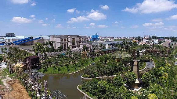 江苏南通1.3亿违建豪宅被拆,宅主钱建坤:盖一个百年大计的房子