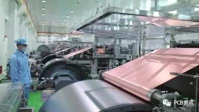 全国最大高档铜箔生产基地建成投产,8微米铜箔开始批量生产