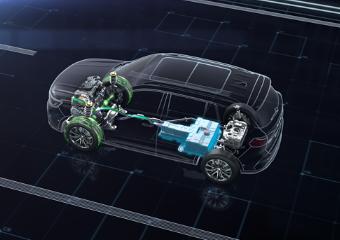 荣威RX5 eMAX电池信息曝光:采用智能电池均衡技术