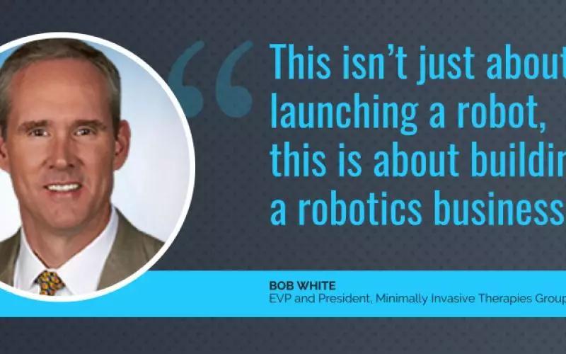 盘点2019年手术机器人的8个重要瞬间!