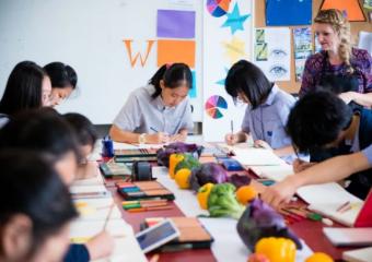 美团点评加快教育培训行业布局,预计今年教育市场规模将达到1.22亿元