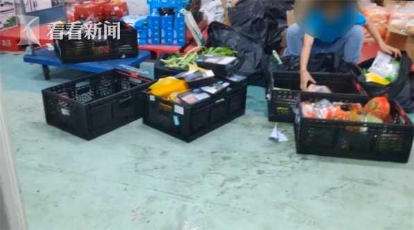 盒马鲜生:按顾客要求来出货 不用宰杀,卖活的;要宰杀,卖死的