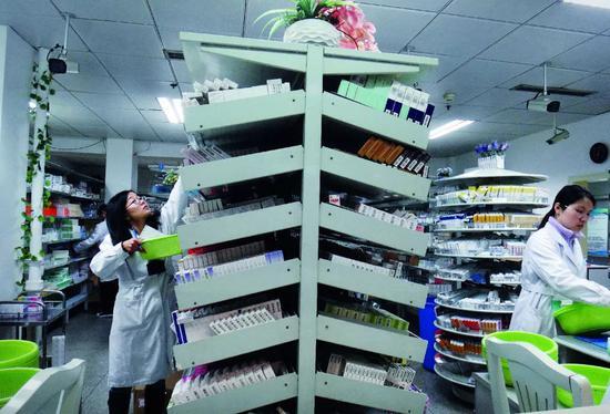 患者、医保、医院、药企围绕药价展开的拉锯战